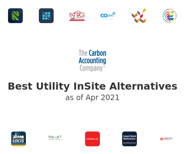 Best Utility InSite Alternatives