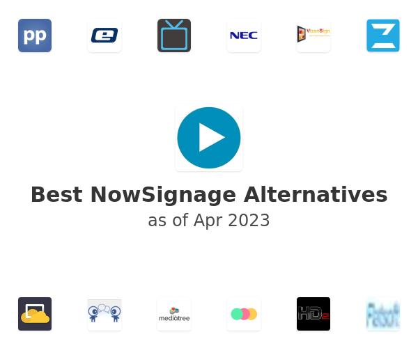 Best NowSignage Alternatives