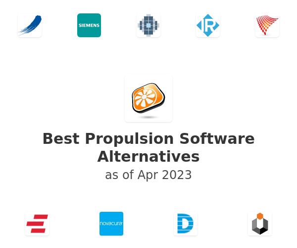Best Propulsion Software Alternatives