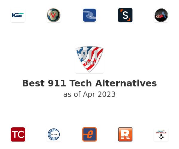 Best 911 Tech Alternatives