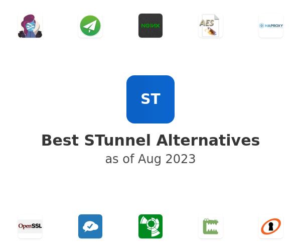 Best STunnel Alternatives