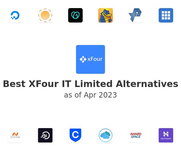 Best XFour IT Limited Alternatives