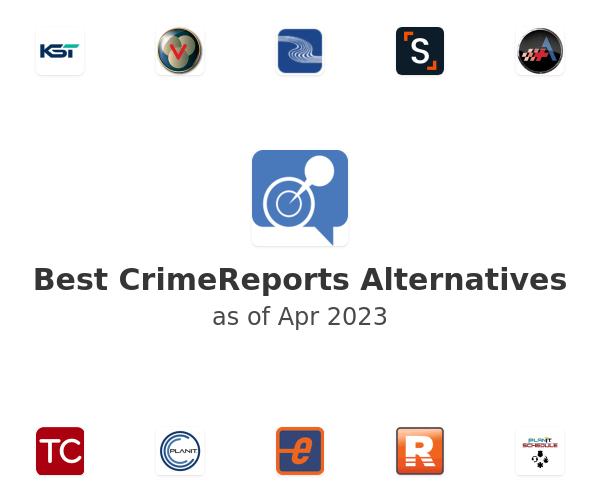 Best CrimeReports Alternatives