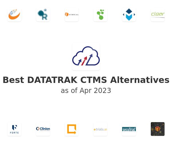 Best DATATRAK CTMS Alternatives
