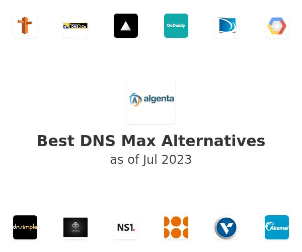 Best DNS Max Alternatives