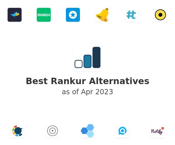 Best Rankur Alternatives