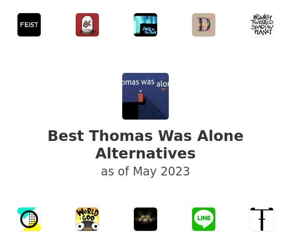 Best Thomas Was Alone Alternatives