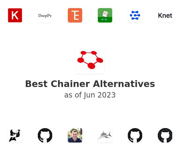 Best Chainer Alternatives