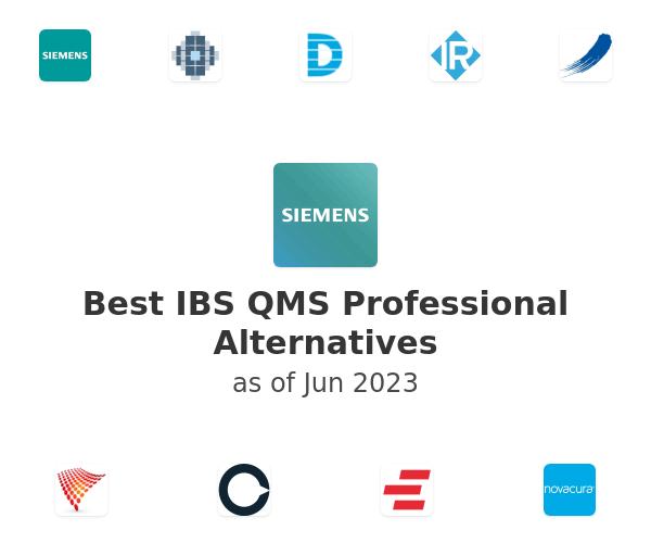 Best IBS QMS Professional Alternatives