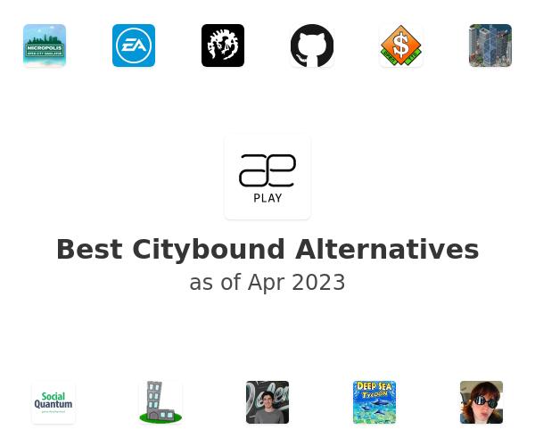 Best Citybound Alternatives