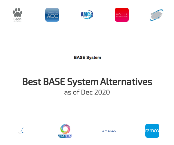 Best BASE System Alternatives