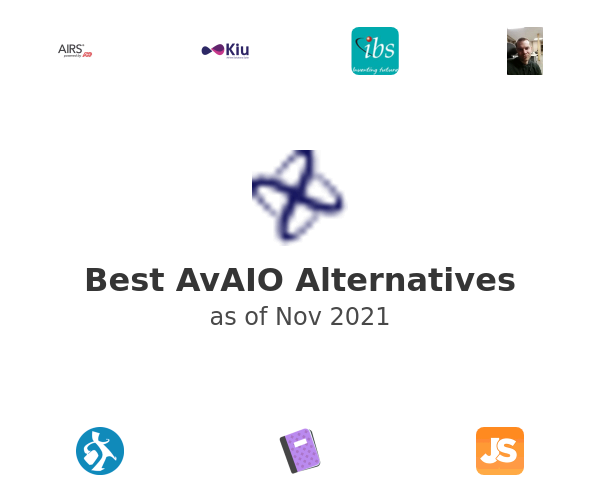 Best AvAIO Alternatives