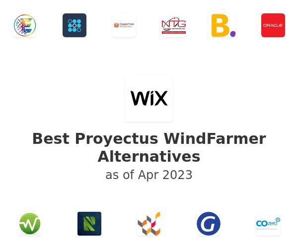 Best Proyectus WindFarmer Alternatives