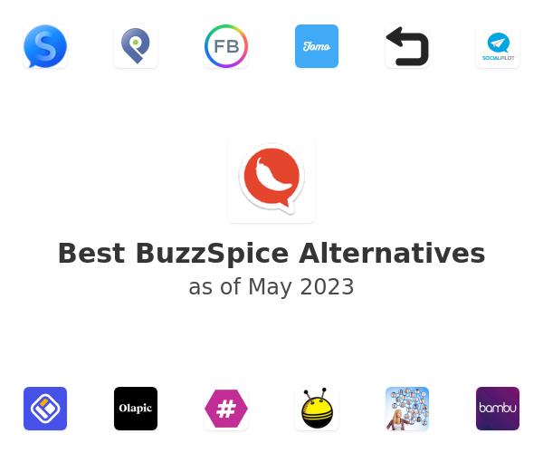 Best BuzzSpice Alternatives