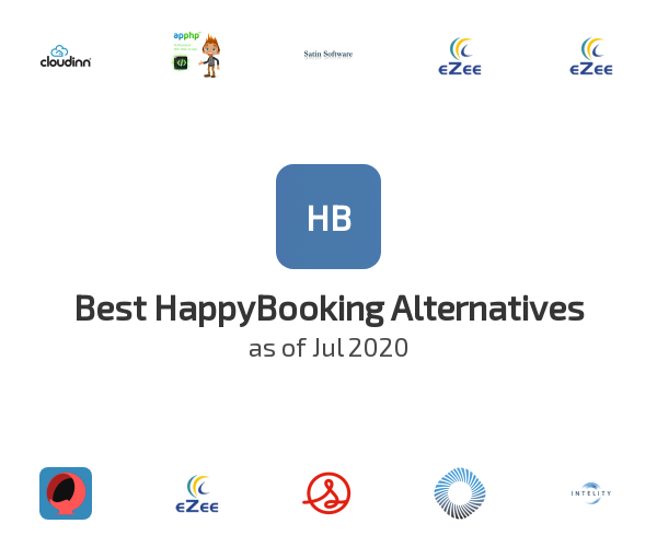 Best HappyBooking Alternatives
