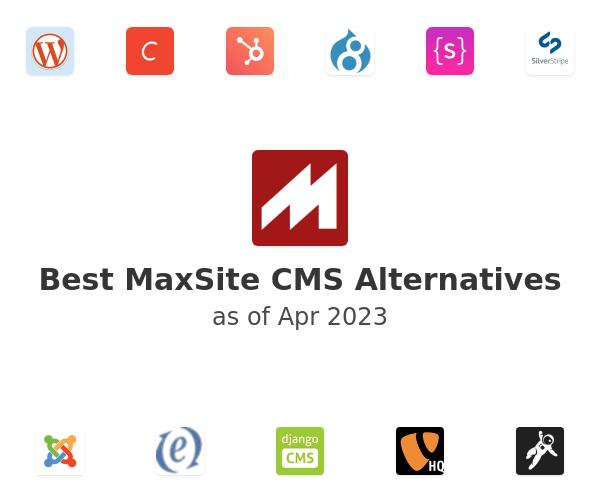 Best MaxSite CMS Alternatives