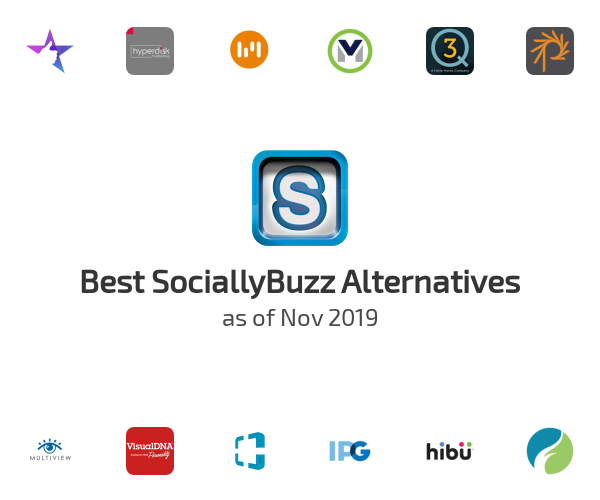 Best SociallyBuzz Alternatives