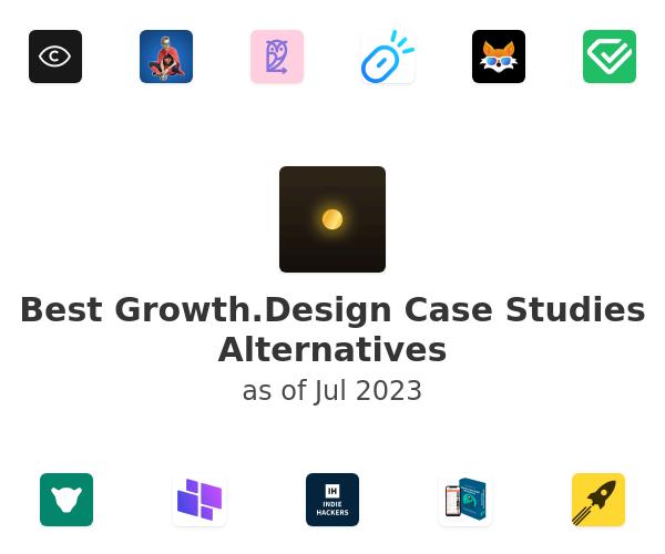 Best Growth.Design Case Studies Alternatives
