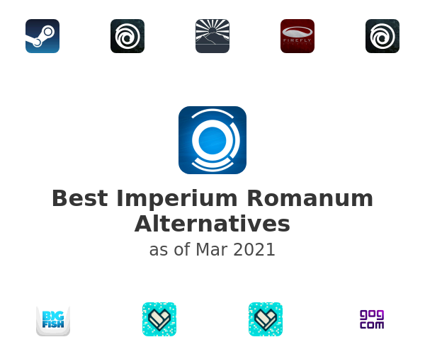 Best Imperium Romanum Alternatives