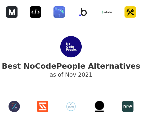 Best NoCodePeople Alternatives