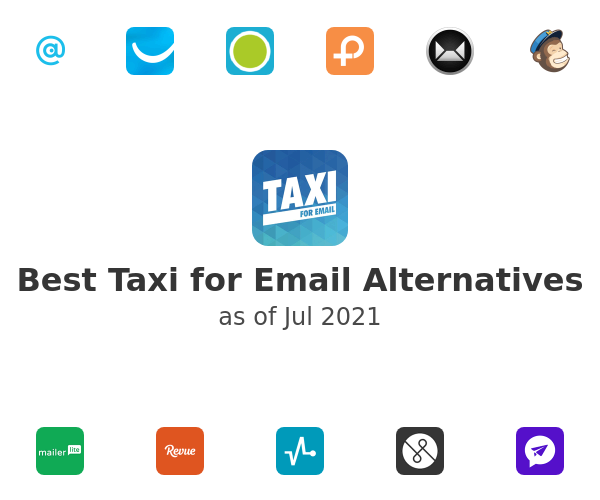 Best Taxi for Email Alternatives
