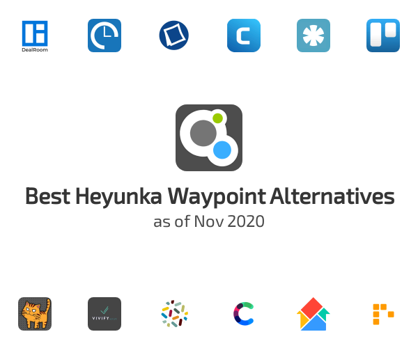 Best Heyunka Waypoint Alternatives