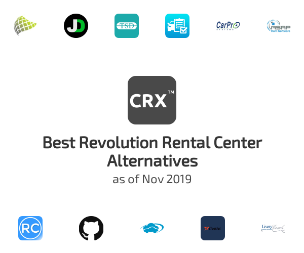 Best Revolution Rental Center Alternatives