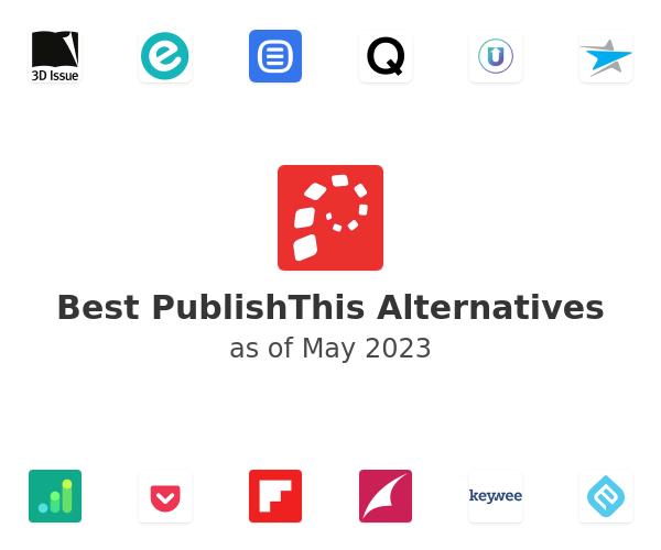 Best PublishThis Alternatives