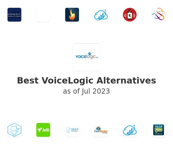 Best VoiceLogic Alternatives