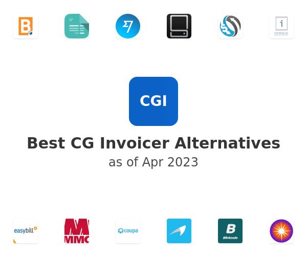 Best CG Invoicer Alternatives