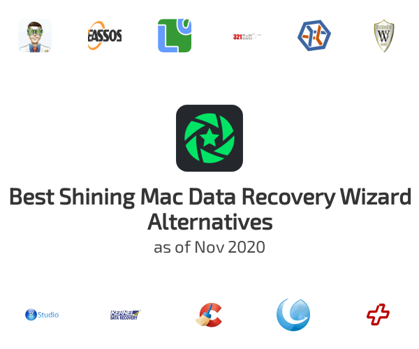 Best Shining Mac Data Recovery Wizard Alternatives