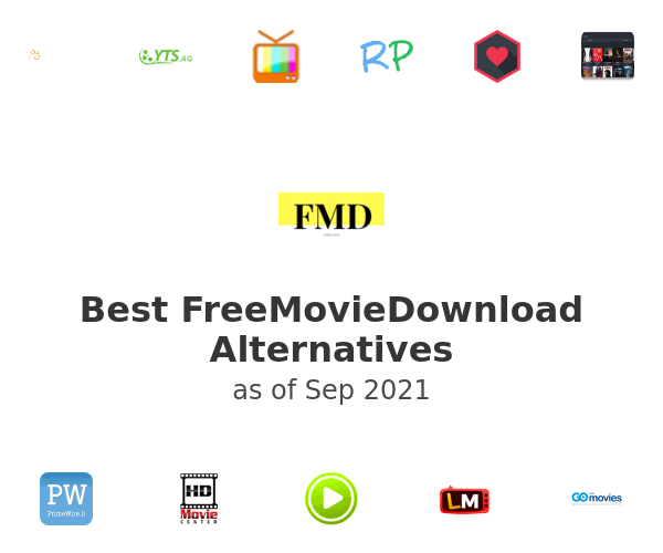 Best FreeMovieDownload Alternatives