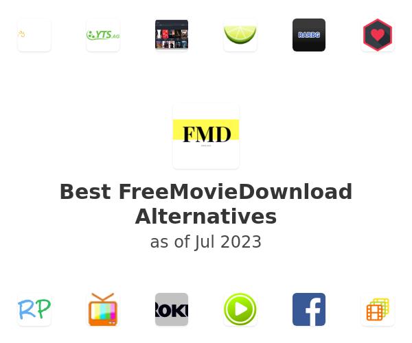 Best FreeMovieDownload Alternatives