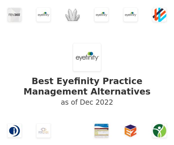 Best Eyefinity Practice Management Alternatives