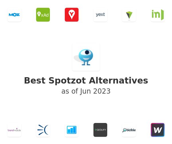 Best Spotzot Alternatives