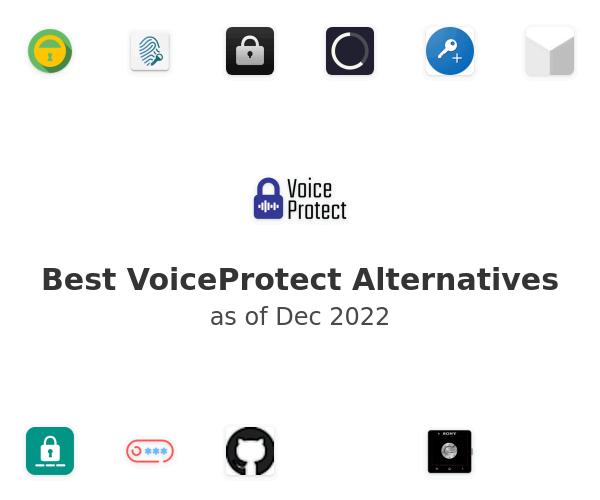 Best VoiceProtect Alternatives