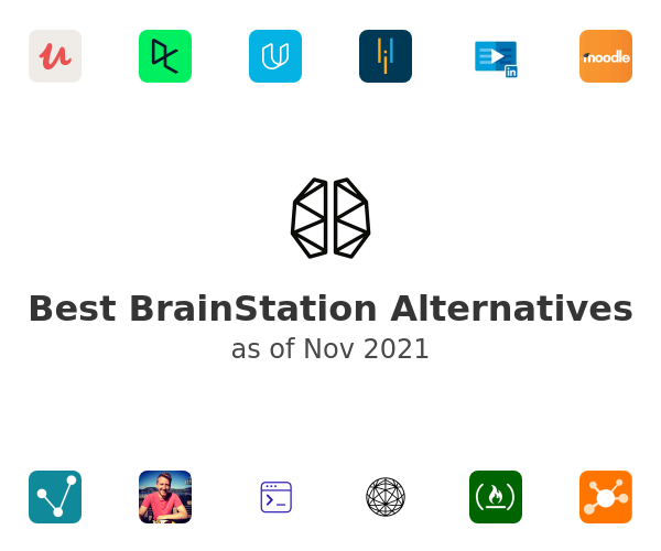 Best BrainStation Alternatives