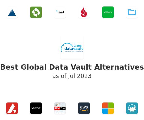 Best Global Data Vault Alternatives