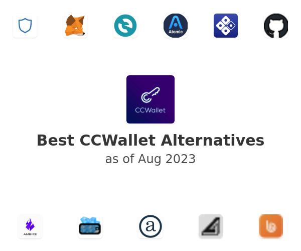 Best CCWallet Alternatives