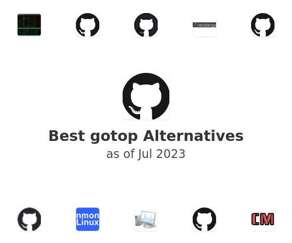 Best gotop Alternatives