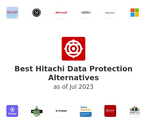 Best Hitachi Data Protection Alternatives