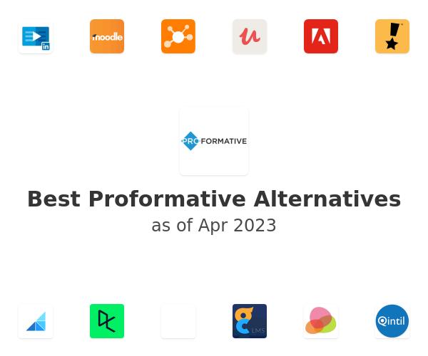Best Proformative Alternatives