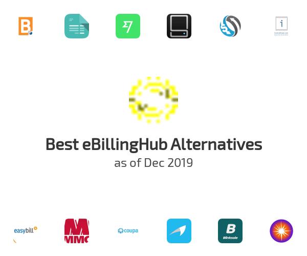 Best eBillingHub Alternatives