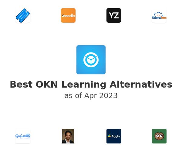 Best OKN Learning Alternatives