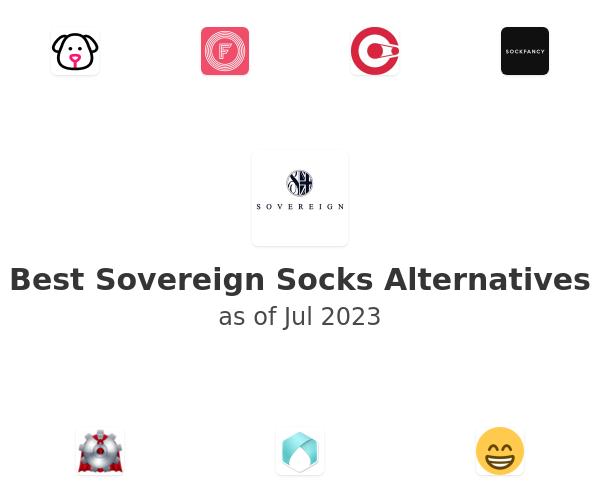 Best Sovereign Socks Alternatives