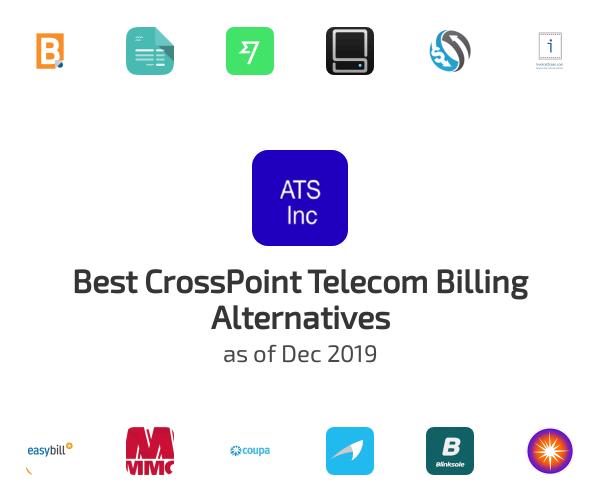 Best CrossPoint Telecom Billing Alternatives
