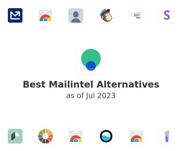 Best Mailintel Alternatives