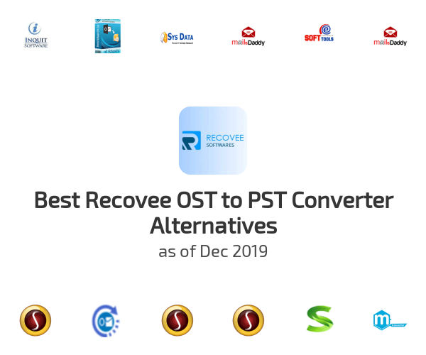 Best Recovee OST to PST Converter Alternatives