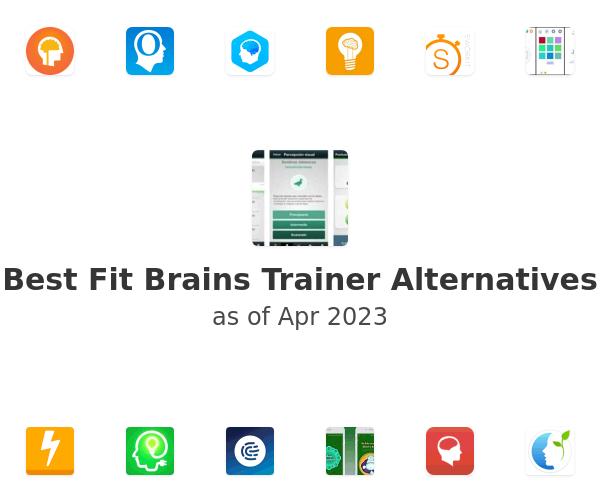 Best Fit Brains Trainer Alternatives