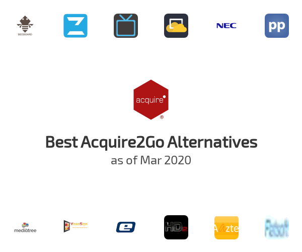 Best Acquire2Go Alternatives